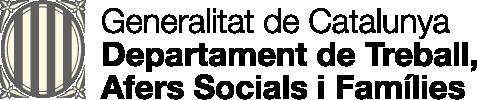 Logotip Departament de Treball, Afers Socials i Famílies